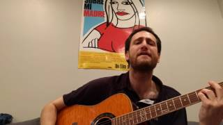 I Wanna Prove To You / The Lemon Twigs cover by Omri Floman