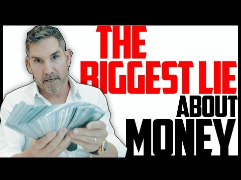 The Biggest Lie About Money- Grant Cardone photo