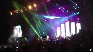 Snow Patrol - Chasing Cars (Live Optimus Alive 12, Portugal 2012)