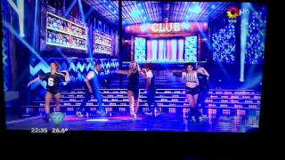 K-POP EN SHOWMATCH - Dance cover 4Minute - Crazy