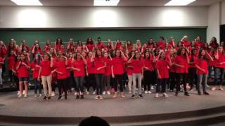 How Far I'll Go (from Moana) - Liberty MS Chorus Women
