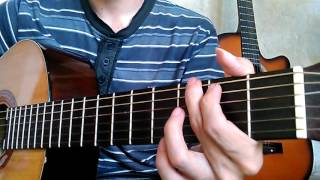 Kord - Elang Dewa + variasi + fingerstyle