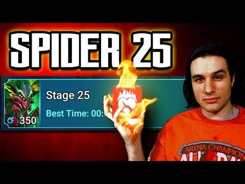 Spider 25 Dungeon Guide I Raid Shadow Legends