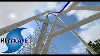 Hurricane [RMC Coaster] No Limits 2