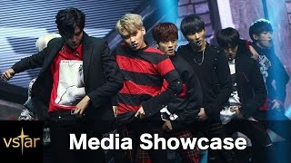 SF9 '팡파레'(Fanfare) 데뷔 무대 첫 공개 @언론쇼케이스