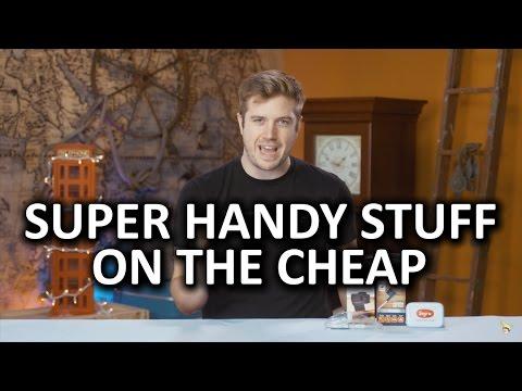 Handy Tech Under $100 - It's all sticky ( ͡�…
