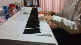 【Piano】이누야샤 (犬夜叉/INUYASHA) OP-I Am[Cantabile]