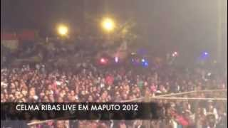 Celma Ribas live no show Dama Do Bling&Keri Hilson em Maputo 2012