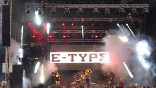 E-Type - Life (Live @ We Love The 90's - Helsinki, Finland 25/08/2017)
