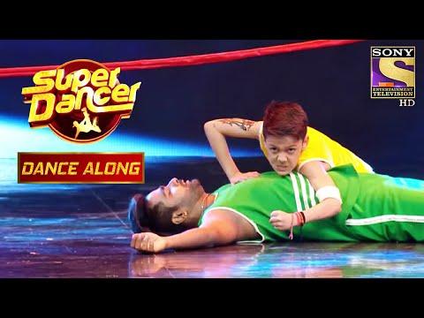 'Dangal' पे Zealous Dance Act!   Super Dancer   Dance Along