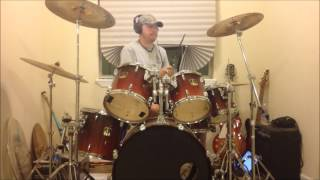 Return of the Mack- Mark Morrison (drum cover)