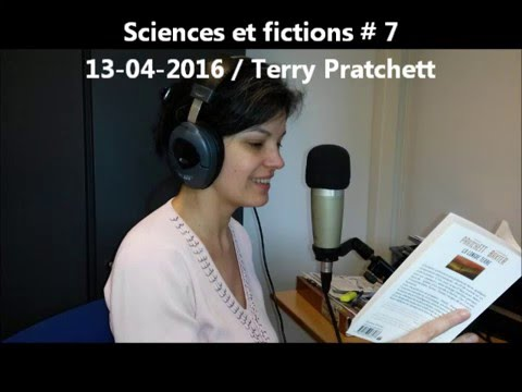 Vid�o de Terry Pratchett