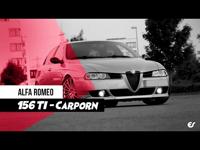 Alfa Romeo | 156 TI | Shortfilm | ESFILMS