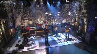 Chris Cornell She'll never be your man(live at Leno)