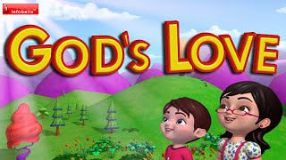 God's Love Is So Wonderful - Nursery Rhymes