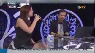 Merve Özbey Ft Erdem Kınay Helal Ettim (NTV Gece Gündüz)