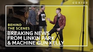 Breaking News From Linkin Park & Machine Gun Kelly