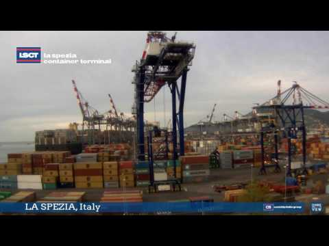 Light cranes from China to LSCT - OMG BEDESCHI