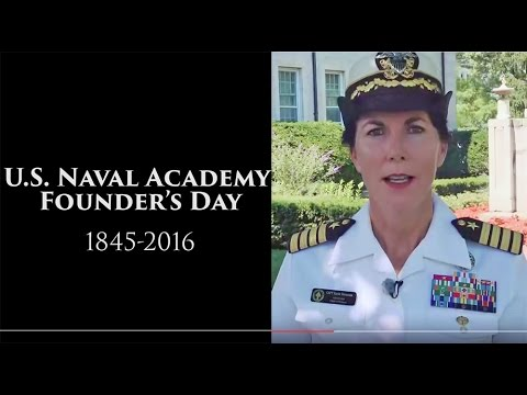 U.S. Naval Academy Founder's Day: Our Mission