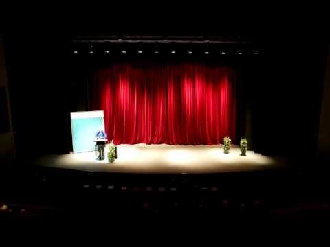 Gesine Schwan auf dem Westfalen Weser Energie Forum 2016
