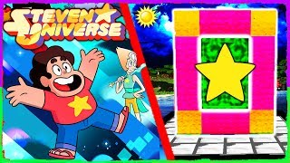 Minecraft - How to Make a Portal to STEVEN UNIVERSE