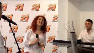 ELENA GHEORGHE & STEAUA DI VREARI - LA MULTI ANI (Live @Matinalii 21)
