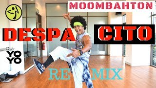 Luis Fonsi - Despacito ft. Daddy Yanklee Zumba® Fitness (Dj Yoyo Sanchez Remix)