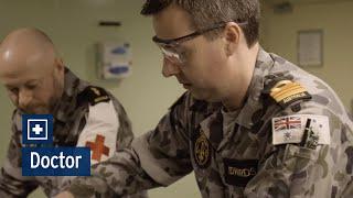 Navy - Medical Officer - Luke