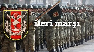 """Turkish military song: """"İleri Marşı"""" (TSK Armoni Mızıkası)"""