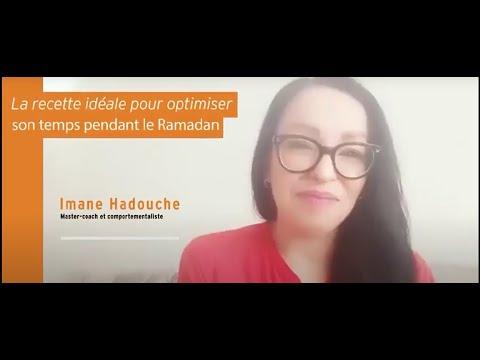Video : La recette idéale pour optimiser son temps pendant le Ramadan
