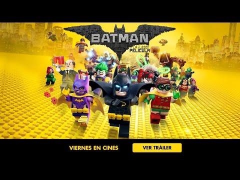 "Batman La LEGO Película - Spot ""Los héroes se unen"" Castellano HD"