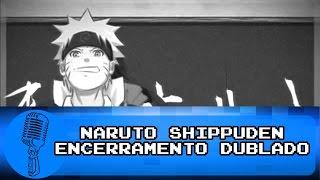 Naruto Shippuden - Michi to you all - Encerramento II dublado feat. Anselmo Koch (Português - BR)