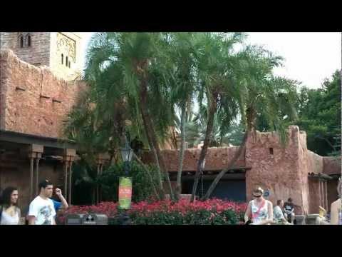 Morocco Pavillion at Epcot [My Disney HD Views – 1080p]