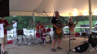 SHOCK (KISS cover band) Firehouse