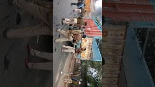 Jharkhand DUMKA me cnt aur SPT   act ke sanshodhan ki  aag me janta truck or yatri  wahan(6)