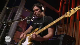 """Middle Kids performing """"Your Love"""" Live on KCRW"""