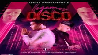 Bryan Boss Ft. Kendo Kaponi – Llegamos A La Disco (Prod. Bryan Lee, Blaze & Well Music)