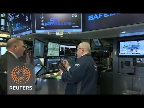 Wall Street sinks on tax cut fears