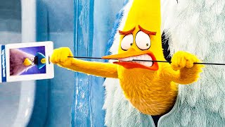 Chuck steals the Keycard Scene - THE ANGRY BIRDS MOVIE 2 (2019) Movie Clip