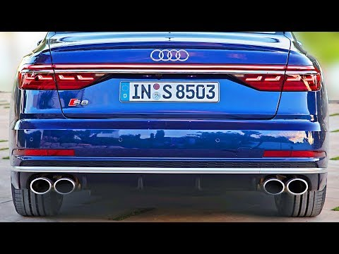 2020 AUDI S8 ? Hi-Tech | Sports | Luxury | Sedan
