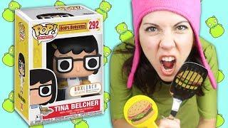 BoxLunch BOB'S BURGERS Unboxing (#FeedingAmerica)   Jenny Lorenzo