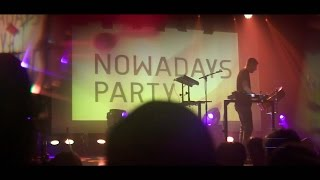 Nowadays Party @ La Machine du Moulin Rouge (09-23-2016)