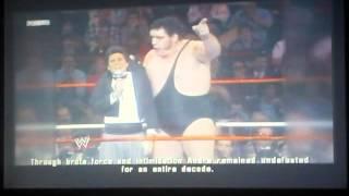 WWE All Stars, Fantasy Warfare, Greatest Big Man, Wii