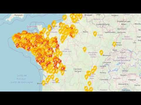 Western France Runs Out of Gas As