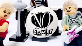 Bandas famosas ganham versão em LEGO; veja clipe