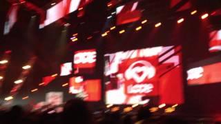 BIG LOVE SHOW 2012 Джиган и Жанна Фриске - Ты рядом LIVE
