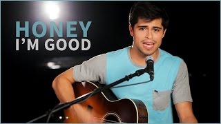 Andy Grammer - Honey, I'm Good (Acoustic Cover by Tay Watts) - Official Music Video