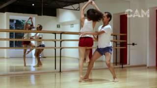 CAM Staff: Martha Cortazar y Jorge Iuit - Danza Contemporánea