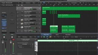 Reflex - SAINt JHN Instrumental Remake (Logic Pro X)