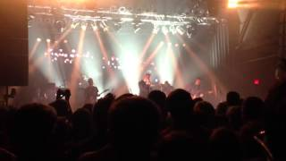 The National - Don't Swallow The Cap Live 9/11/13 @ The Fillmore Charlotte